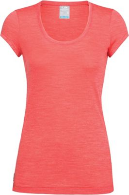 Icebreaker Women's Sphere SS Scoop Neck Top