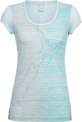 Icebreaker Women's Sphere Cool Relief SS Scoop Neck Top