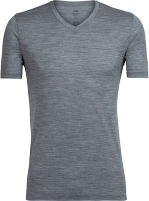 Icebreaker Men's Tech Lite SS V Neck Top