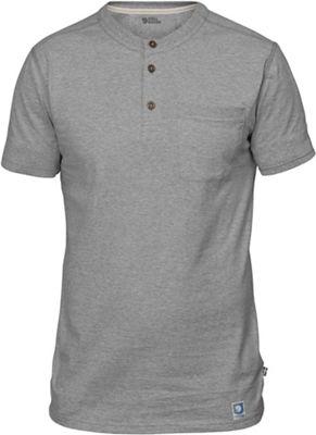 Fjallraven Men's Greenland Buttoned SS Shirt
