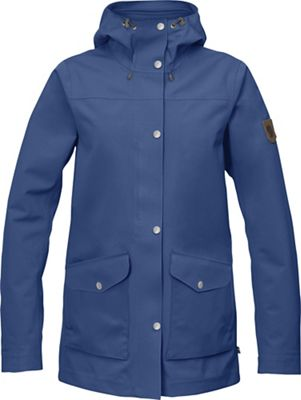 Fjallraven Women's Greenland Eco Shell Jacket