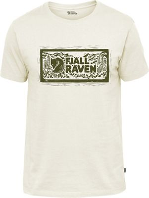Fjallraven Men's Logo Stamp SS Tee