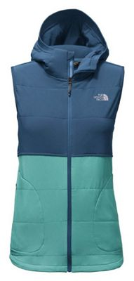 The North Face Women's Sweatshirt Hooded Vest