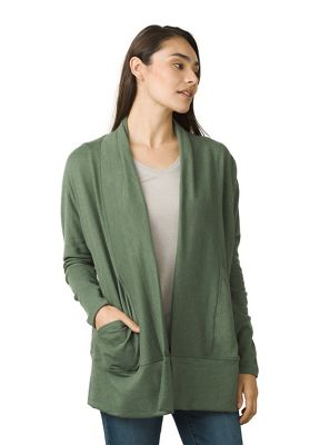 Prana Women's Centerpiece Wrap Cardigan