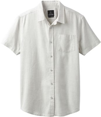 Prana Men's Ecto Chevron SS Shirt