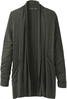 Prana Women's Foundation Wrap Cardigan