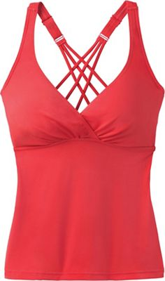 Prana Women's Kayana D-Cup Tankini Top
