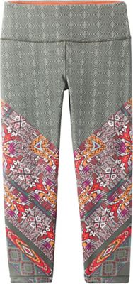 Prana Women's Pillar Printed Capri