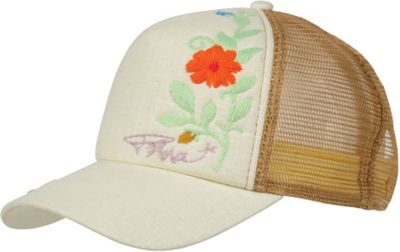 Prana Embroidered Trucker Cap