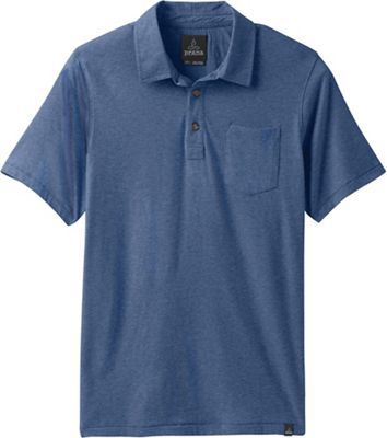 Prana Men's Polo Shirt