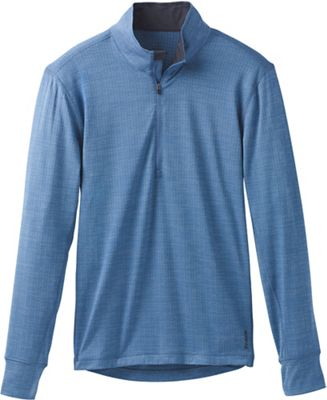 Prana Men's Pratt 1/4 Zip Top
