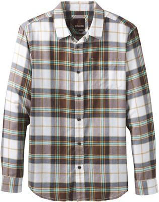 Prana Men's Shayne LS Flannel Shirt