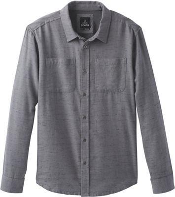 Prana Men's Trey LS Flannel Shirt