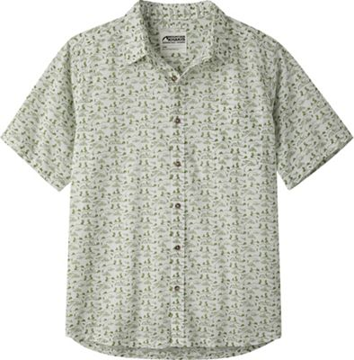 Mountain Khakis Men's Outdoorist Signature Printed Shirt