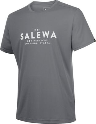 Salewa Men's Puez Graphic Dry SS Tee