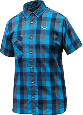 Salewa Men's Puez Ecoya Dry SS Shirt
