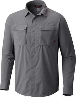 Mountain Hardwear Men's Canyon Pro Long Sleeve Shirt