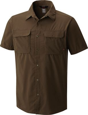 Mountain Hardwear Men's Canyon Pro Short Sleeve Shirt