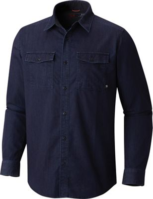 Mountain Hardwear Men's Hardwear Denim Shirt