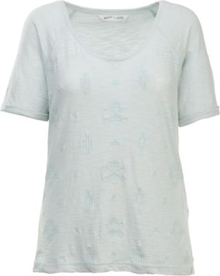 Woolrich Women's Eco Rich Bell Canyon SS Tee