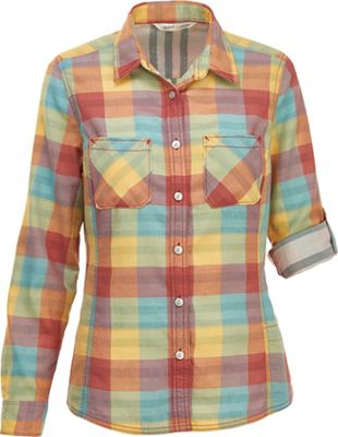 Woolrich Women's Eco Rich Conundrum Convertible Shirt