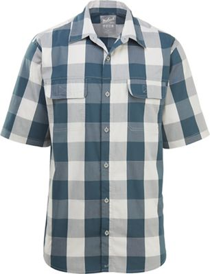 Woolrich Men's Keep it Moving Modern Fit SS Shirt