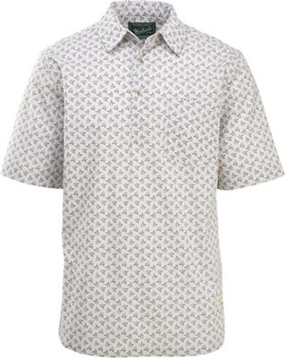 Woolrich Men's Echo Rich Midway Printed Shirt
