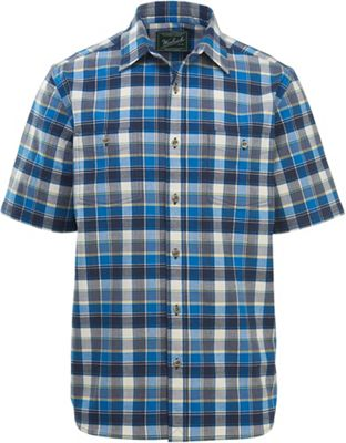 Woolrich Men's Eco Rich Midway Yarn-Dye Shirt
