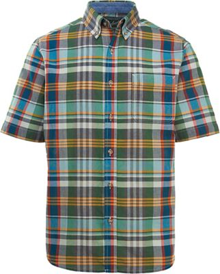 Woolrich Men's Timberline Modern Fit SS Shirt