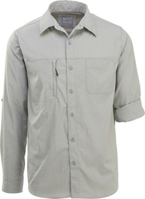 Woolrich Men's Expedition Canyon Convertible Shirt