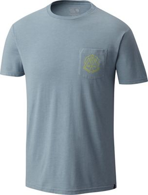Mountain Hardwear Men's 3 Peaks Short Sleeve Pocket Tee