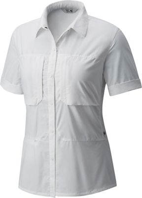 Mountain Hardwear Women's Canyon Pro Short Sleeve Shirt