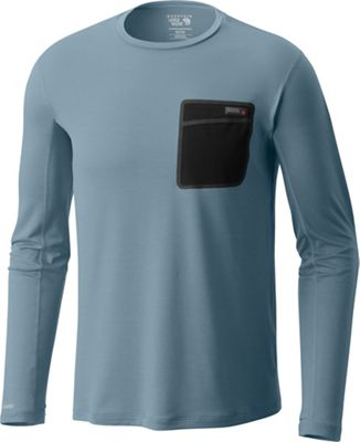Mountain Hardwear Men's Metonic Long Sleeve Shirt