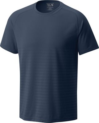 Mountain Hardwear Men's MHW VNT Short Sleeve