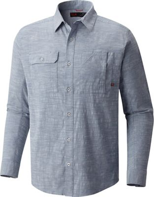 Mountain Hardwear Men's Outpost Long Sleeve Shirt
