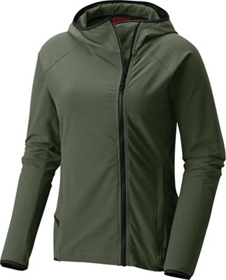 Mountain Hardwear Women's Speedstone Hooded Jacket