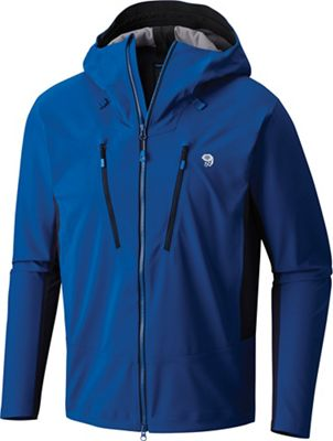 Mountain Hardwear Men's Touren Hooded Jacket