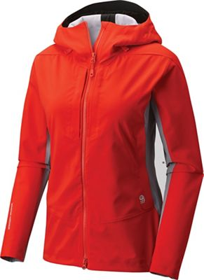 Mountain Hardwear Women's Touren Hooded Jacket