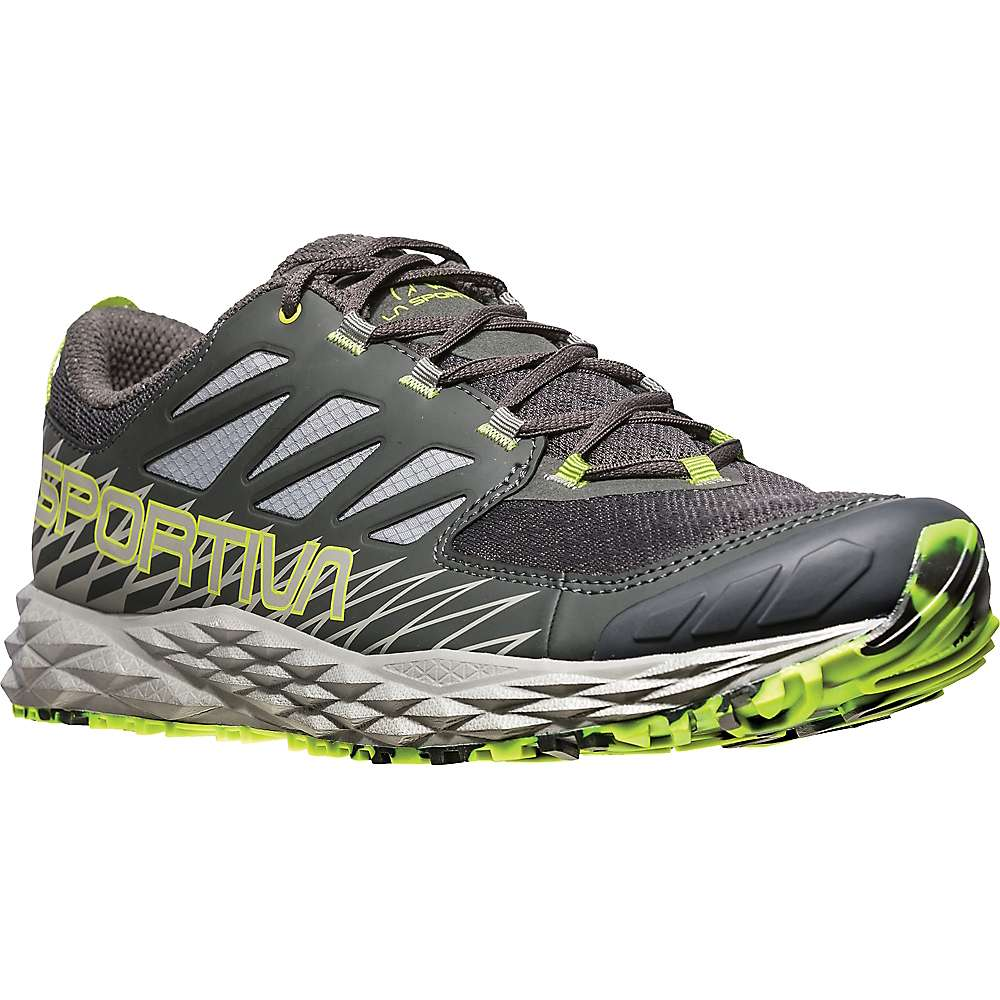 LYCAN - Trail running shoes - carbon/apple green Cheap Fake How Much Cheap Online Buy Cheap View iFSDt2hAQ
