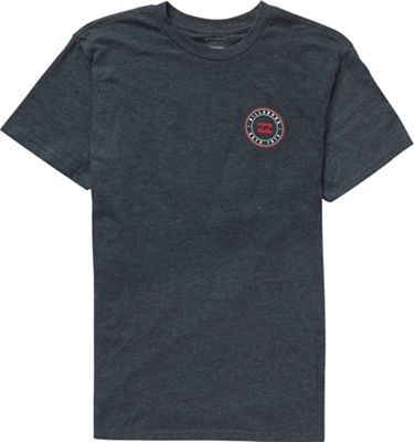 Billabong Men's Native Rotor USA SS Tee