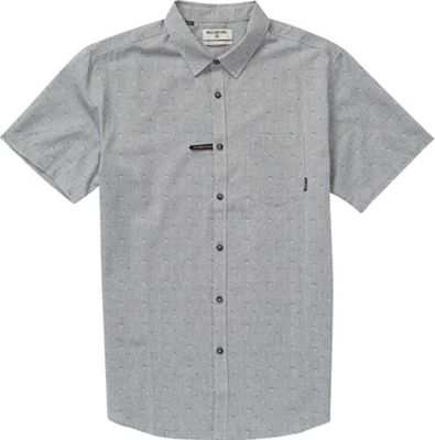 Billabong Men's Sundays Jacquard SS Shirt