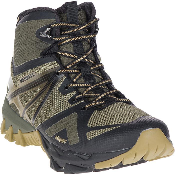 0d7f49ecfd1 Merrell Men's MQM Flex Mid Waterproof Shoe - Moosejaw