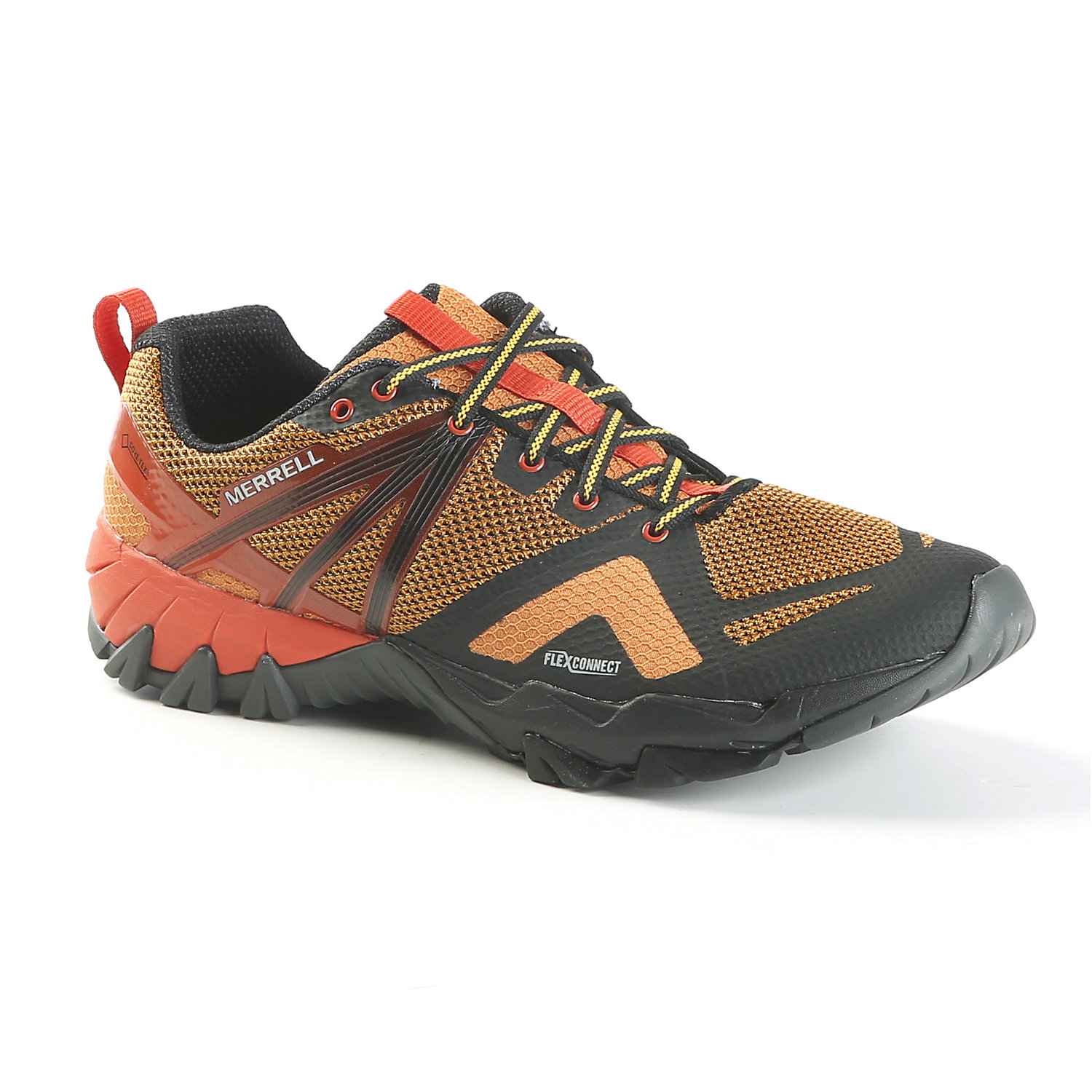 Merrell Merrell Women's MQM Flex Gore Tex Shoe 10 Grey Black from Moosejaw | People