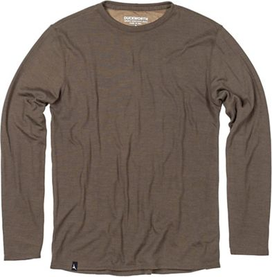 Duckworth Men's Comet Long Sleeve Crew
