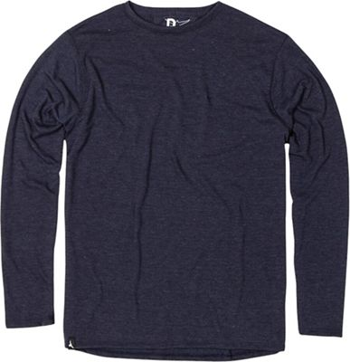 Duckworth Men's Vapor Wool Long Sleeve Crew
