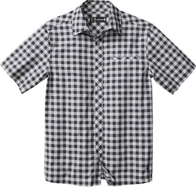 Smartwool Men's Everyday Exploration Gingham SS Shirt
