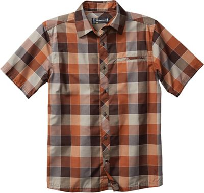 Smartwool Men's Everyday Exploration Retro Plaid SS Shirt