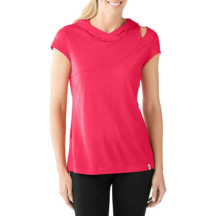 6dd7f1ff Smartwool Women's Everyday Exploration Hooded Tee - Mountain Steals
