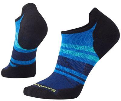 Smartwool PhD Run Light Elite Pattern Micro Sock