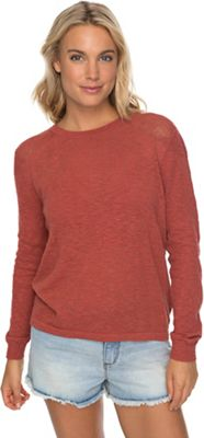 Roxy Women's Find Your Wings Crew Neck Top